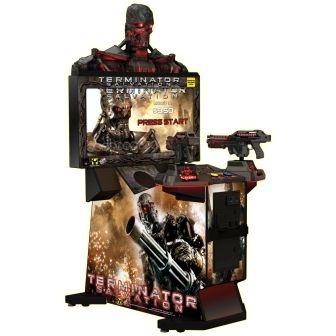 Автомате Игровом Терминатор На Игра его